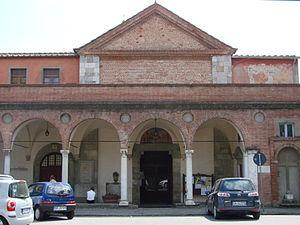 Santa Croce in Fossabanda, Pisa - Santa Croce in Fossabanda