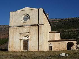 Church of Santa Maria dei Cintorelli.