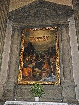 Santa Maria delle Carceri, Prato - Painting