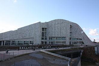City of Culture of Galicia - Museum of Galicia
