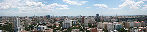 Santo Domingo Panorama