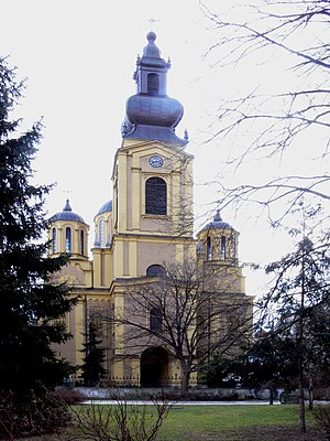 Cathedral Church of the Nativity of the Theotokos - Serb Orthodox Cathedral