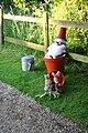 Sat in the flowerpot - geograph.org.uk - 1364159.jpg