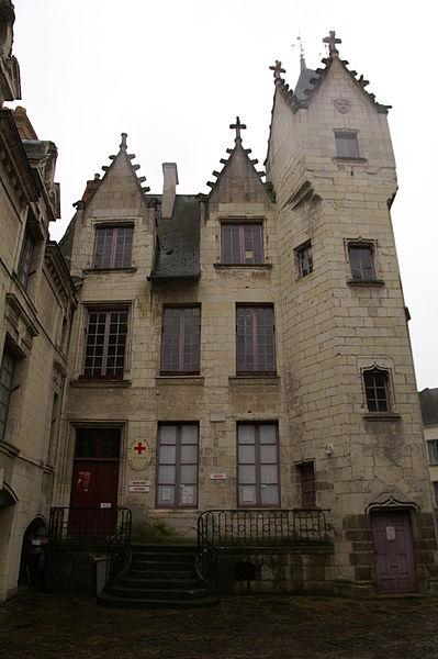 Maison des Rois à Saumur.
