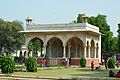 Sawan Pavilion - North-west View - Hayat-Bakhsh-Bag - Red Fort - Delhi 2014-05-13 3354.JPG
