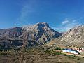 Scenery of Annapurna Ranges From Muktinath Area.jpg