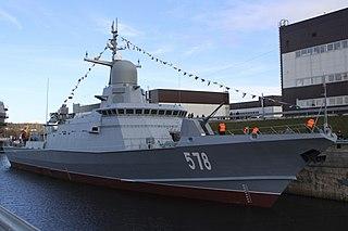 Karakurt-class corvette