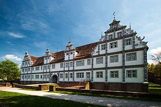 Bevern, Lower Saxony - Bevern Castle
