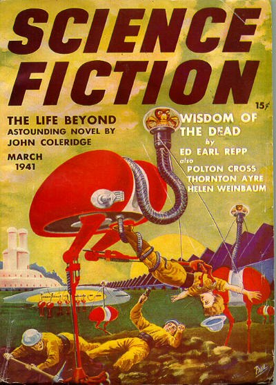 Science Fiction March 1941