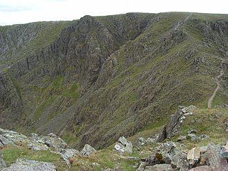 Scoat Fell - Image: Scoat Fell geograph.org.uk 828975