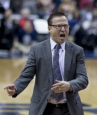 Scott Brooks - Brooks coaching the Wizards in December 2016