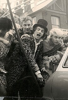 Screaming Lord Sutch British singer, radio personality, politician