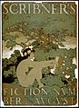Scribner's fiction number, August - Maxfield Parrish 1897. LCCN2002722599.jpg