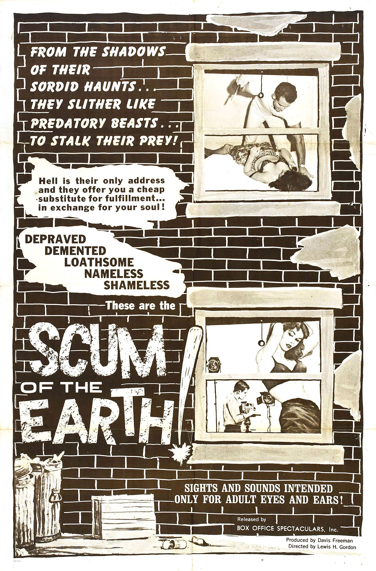 Scum of the Earth (band)