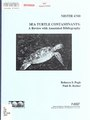 Sea turtle contaminants- a review with annotated bibliography (IA seaturtlecontami6700pugh).pdf