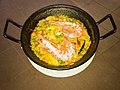 Seafood paella from Tenerife (48225284382).jpg
