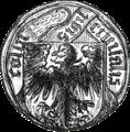 Seal Cölln (Mark Brandenburg) 1491.png