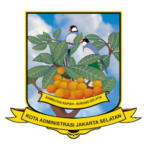 South Jakarta - Image: Seal of South Jakarta