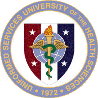 Uniformed Services University of the Health Sciences - Image: Seal of the Uniformed Services University of the Health Science