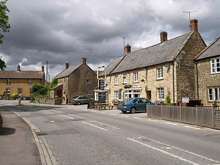 Seavington St Michael a village located in South Somerset, United Kingdom