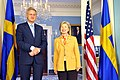 Secretary Clinton Meets With Swedish Foreign Minister (3582300317).jpg