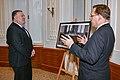 Secretary Pompeo Visits Portraits Cardinal Mindszenty and Carl Lutz - 32120998747.jpg
