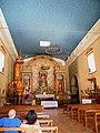 Sector de Montegrande, interior iglesia.JPG