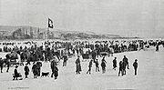 Seegfrörni Zürichsee1891