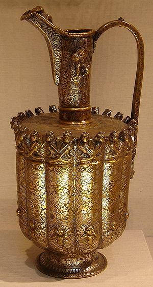 Seljuq dynasty - Image: Seljuq Ewer