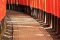 Senbon Torii at Fushimi Inari Taisha, Kyoto; September 2014.jpg