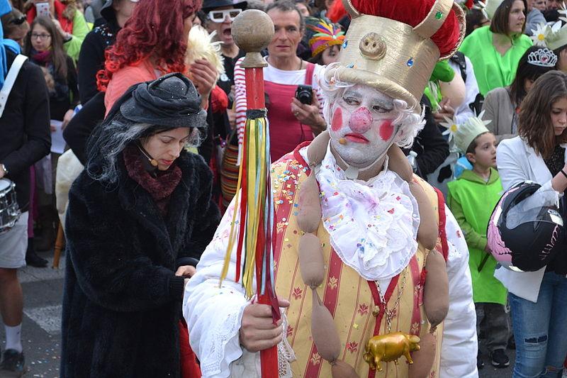 Procès de Sent Pançard - Carnaval Biarnés 2016