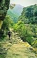 Sentier Mare et Monti. Gorges de la Spélunca.jpg