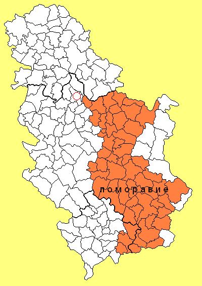 Serbia Pomoravie