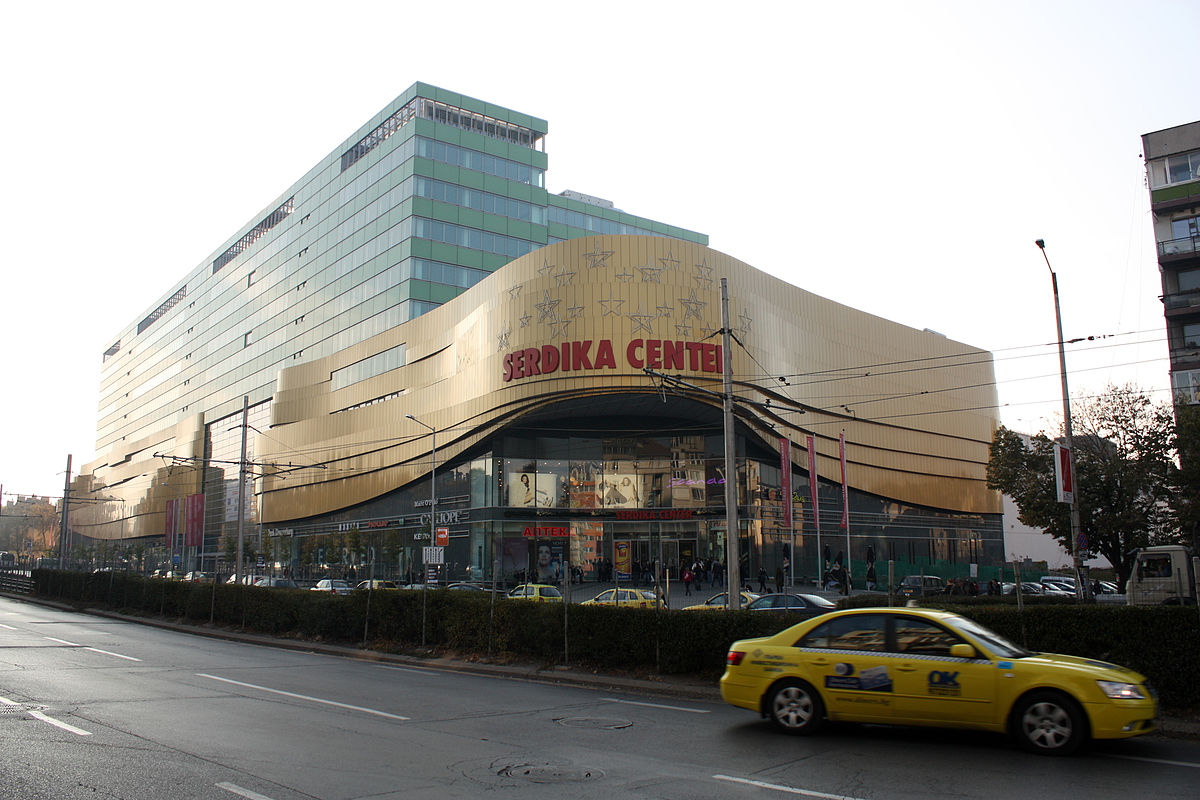 Serdika Center Sofia Wikipedia