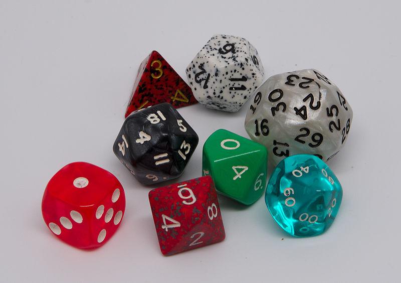File:Set of roleplaying dice.jpg