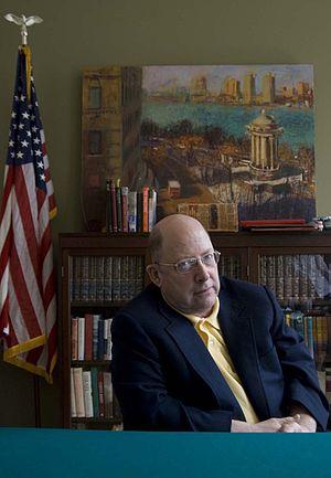 Seth Lipsky - Seth Lipsky in 2008.