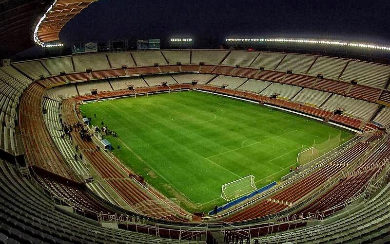 Seville Ramón Sánchez Pizjuán Stadium 3