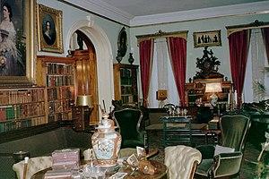 William H. Seward House - Image: Seward House Living Room