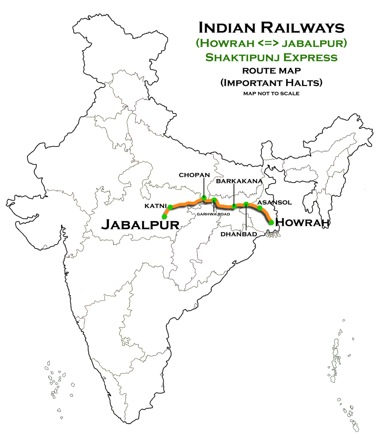 Shaktipunj Express - Wikipedia - 355.5KB