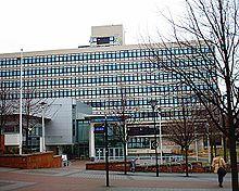 Stoddart Building Sheffield Hallam University Address