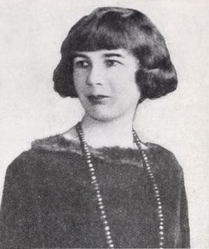Sheila Kaye-Smith - Kaye-Smith in 1922