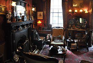 Sherlock Holmes Museum - Image: Sherlock Holmes Museum 001