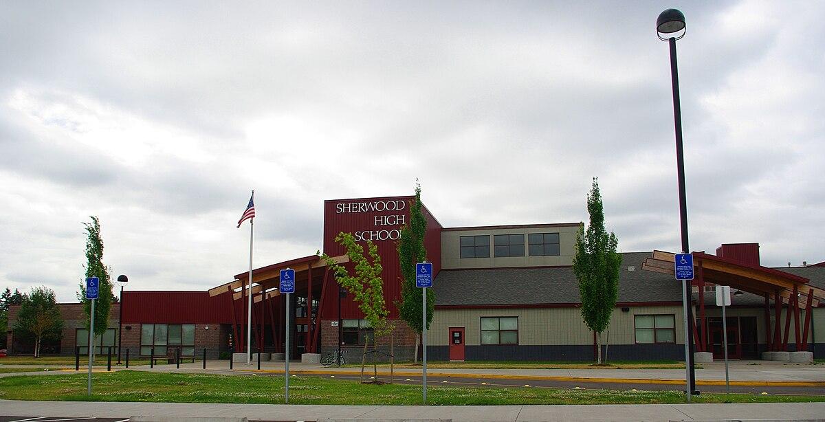 Image result for sherwood high school