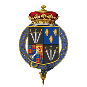 Arms of the 4th Duke of Cleveland