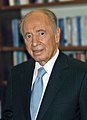 Shimon Peres by David Shankbone and Jan Arkesteijn (4952157809).jpg
