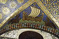 Ship mosaic - Palatine Chapel - Aachen - Germany 2017.jpg