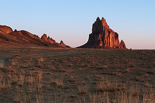 Dinétah Traditional homeland of the Navajo tribe of Native Americans
