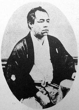 Gotō Shōjirō - Count Gotō Shōjirō