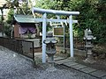 Shrine for the War Dead (戦没者慰霊殿) in Komadome Hachiman Shrine (駒留八幡神社) - panoramio.jpg