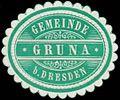 Siegelmarke Gemeinde Gruna W0354638.jpg